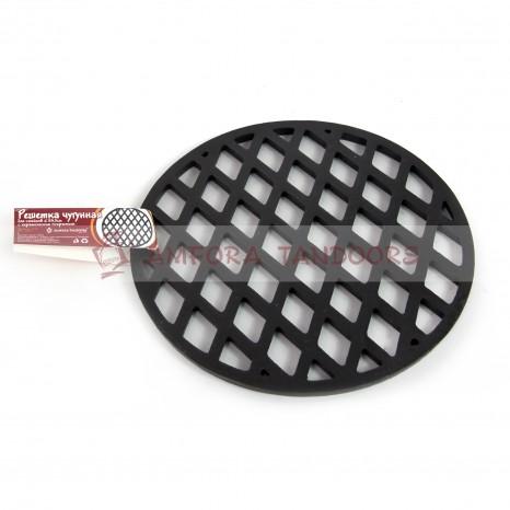Решетка-гриль для стейков d 335 мм с матовым керамическим покрытием