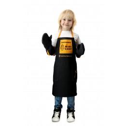 Набор детский MINI CHEF (фартук + прихватки)