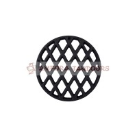 Решетка для стейков d 210 мм с матовым керамическим покрытием